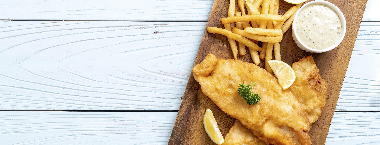Delicioso pescado